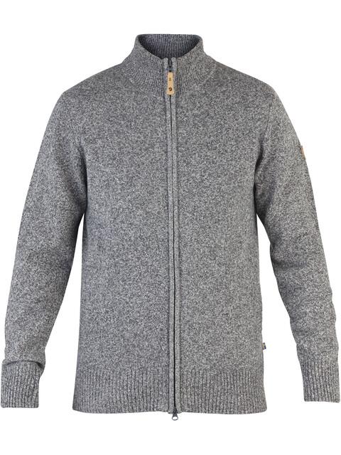 Fjällräven Övik - Sweat-shirt Homme - gris
